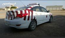 أكسنت 2015 ( سيارة تعليم سياقة)