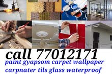 painting work call 77012171