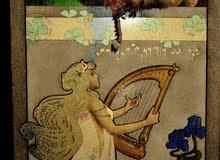 لوحة اثرية قديمة عمرها اكثر عن 3600 مصنوعة من الاحجار الكريمة