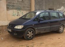 km Opel Zafira 2005 for sale