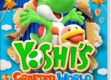 Yoshi's Crafted World - Nintendo Switch by Nintendo