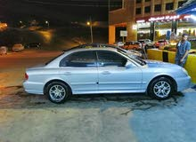 Silver Hyundai Sonata 2004 for sale