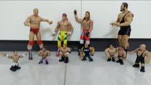 مصاريعين WWE
