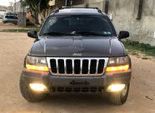 Automatic Jeep 2002 for sale - Used - Tripoli city