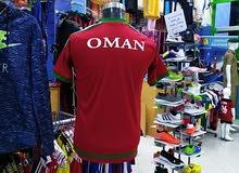 قميص بطل كأس الخليج(منتخبنا العماني)