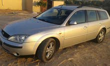 For sale 2002 Silver Mondeo