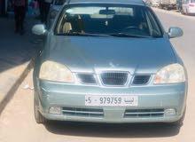 سيارة دايو لاسيتي ماشيا 151 سيارة ربي ايبارك  تولع من نص تقه رقم 0910241459