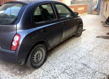 Manual Grey Nissan 2004 for sale