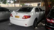 Gasoline Fuel/Power   Toyota Corolla 2010