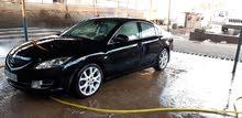 مازدا 6 زوم  2010 بحالة جيدة للبيع الدار