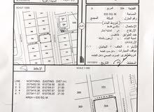 أرض سكنية للبيع حي الفيحاء ولاية سمائل
