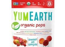 حلويات عضوية وصحية ولذيذة للأطفال - بديل صحي