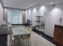 For rent apartment in Busaiteen near King Hamad Hospit للايجار شقه مفروشه في البسيتين غرفه وغرفتين