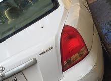 White Hyundai Avante 2002 for sale