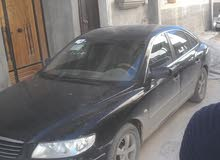 Black Hyundai Azera 2008 for sale