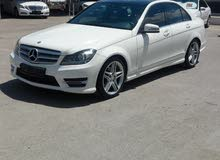 Automatic White Mercedes Benz 2013 for sale