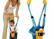 حمالة الاطفال  تعليم المشي المبكر