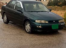 Automatic Green Kia 1995 for sale