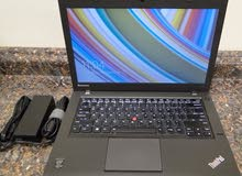 Lenovo Think Pad 440 - Intel Core i5 -- Ram 4gb -- Hard 500لينوفو - i5إنتل كور-