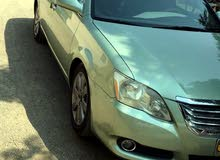 Green Toyota Avalon 2006 for sale