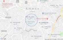 شقه في شارع الملك عبدالله الثاني ..قرب نفق خلدا فرعي شارع نمر العريق فيلا رقم 8
