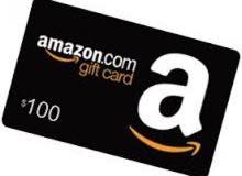 بطاقات امازون فئة 100$ للبيع بى 100$دولار كاش