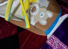 حامل اطفال سرير محمول