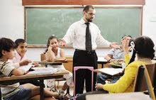 مدرس خصوصي رياضيات لجميع الصفوف حسب المناهج الجديده بأسلوب عصري