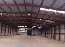للايجار مستودعات مخازن وسراديب وارض للتخزينfor rent stores. warehouses. land and