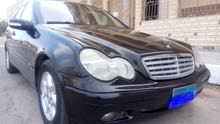 Mercedes Benz C 180 2003 - Used