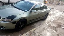 Automatic Green Nissan 2008 for sale