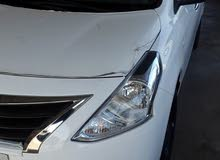 Automatic White Nissan 2019 for sale