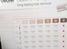 جهاز ليزر الماني من النهدي لازالة الشعر لمدة سنتين