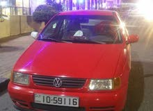 Volkswagen Polo 1997 For sale - Red color