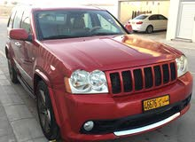 km Jeep Grand Cherokee 2007 for sale
