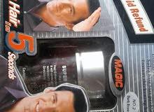 الياف تكثيف الشعر