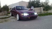 Kia Sephia 1996 For sale - Maroon color