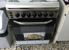 طباخ نظيف جدآ مستعمل سنة واحدة