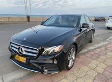 Available for sale! 40,000 - 49,999 km mileage Mercedes Benz E 300 2017
