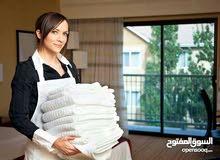 عاملات  نظافه للمنازل ومكاتب وشقق