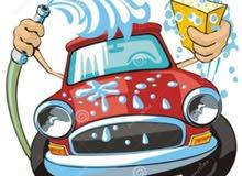 مطلوب عمال غسيل سيارات ومضخات وقود