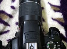كاميرا كانون 650 D