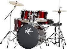 مطلوب درامز drums هوائي مستعمل او جديد