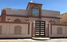 للبيع فيلا في كرزكان حي الحسن مساحة 387 متر ، على شارعين وزاوية