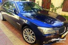 BMW 740. Li   2010