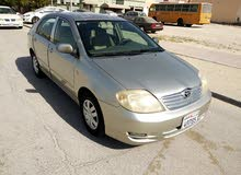 for sale Toyota Corolla 2003