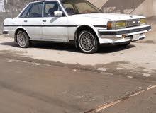 Gasoline Fuel/Power   Toyota Cressida 1988