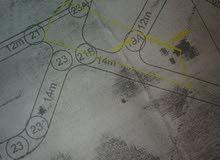 أرض 10لبنه ع شارعين أرتل