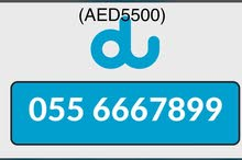 Du VIP 0556667 899