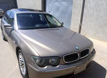 Available for sale! 20,000 - 29,999 km mileage BMW 745 2006